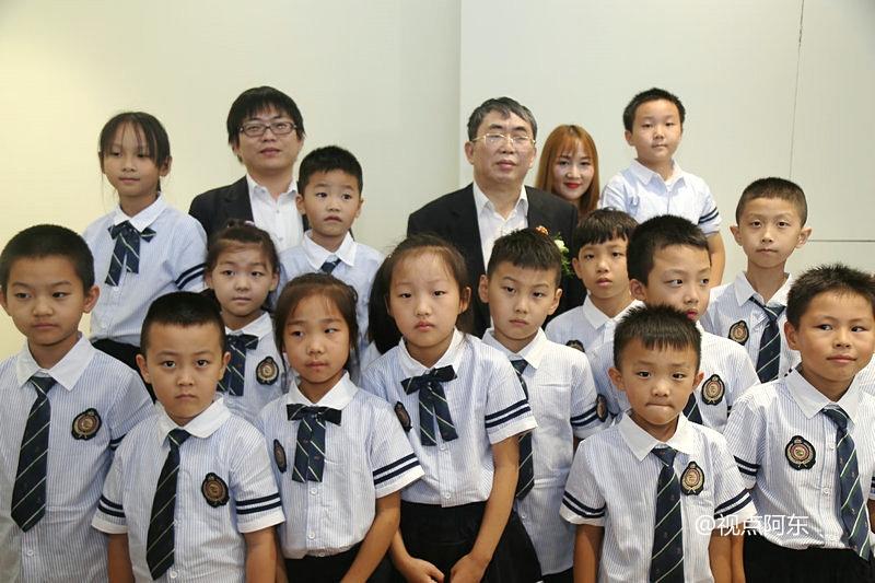 令文国际围棋在西安开办学校  聂卫平为家长支招现场火爆 - 视点阿东 - 视点阿东