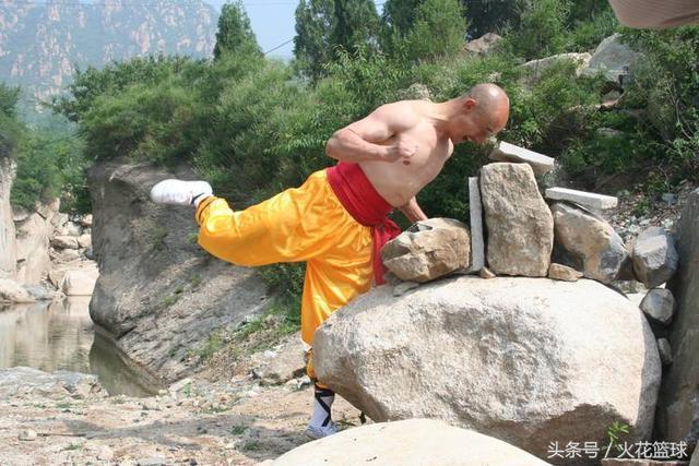 少林武僧七大绝技,世上仅一人身怀三项,一龙