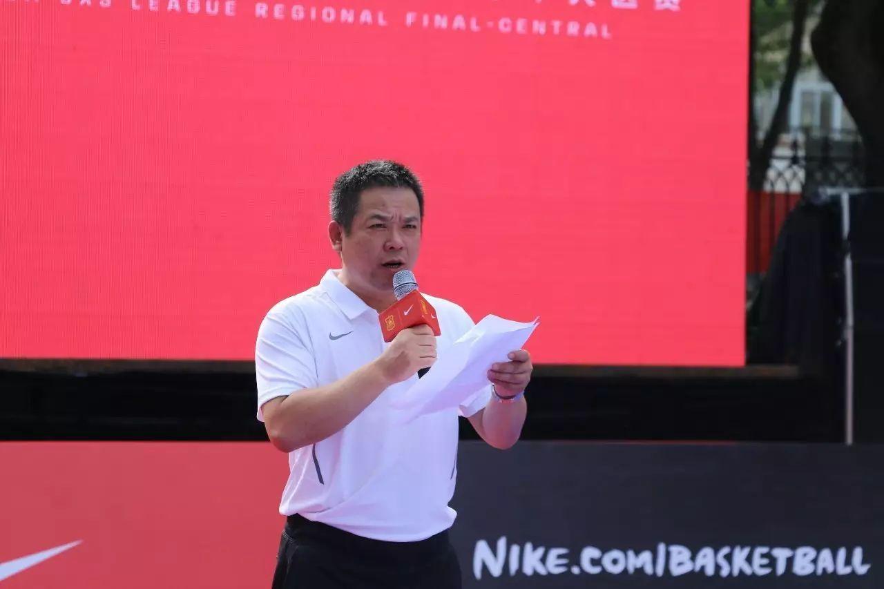 烽烟再起 场上争霸——2017年中国三对三篮球联赛华中