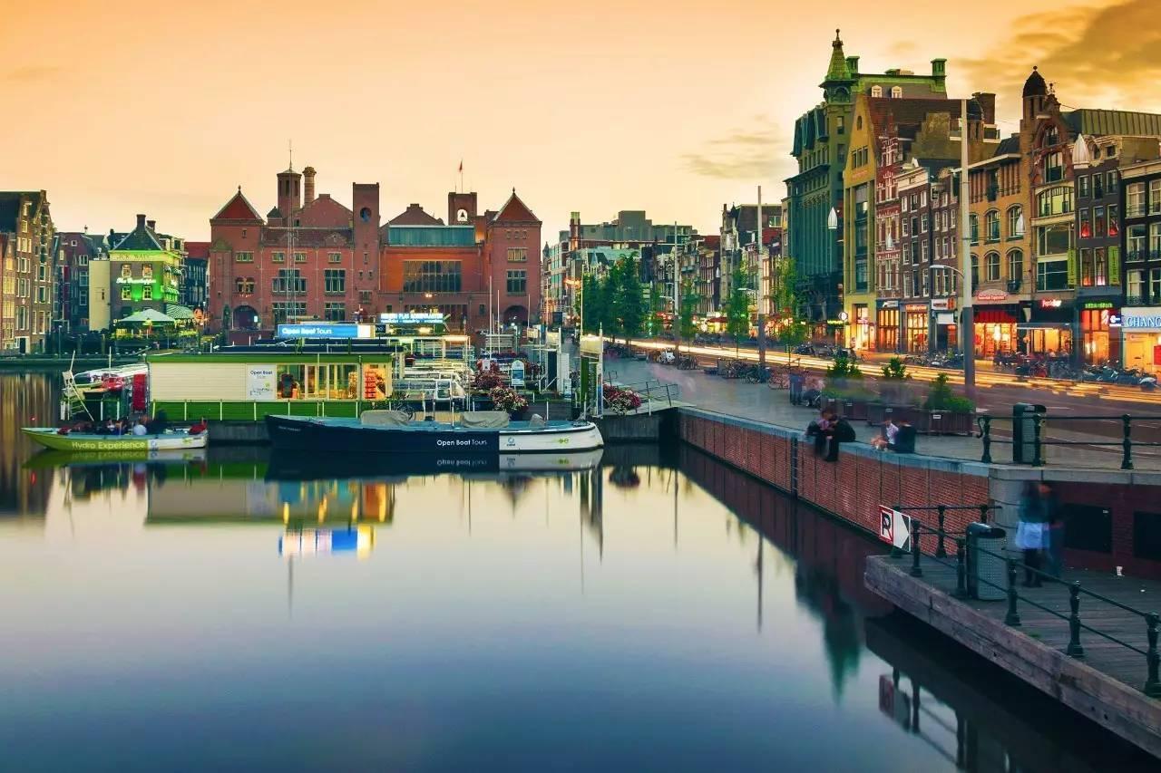 付费精选 | 吸引离英金融机构?荷兰阿姆斯特丹有绝招