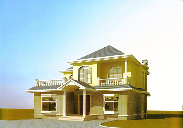 新农村两层自建房设计图,这套超级实用