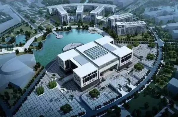 江北新区规划展览馆