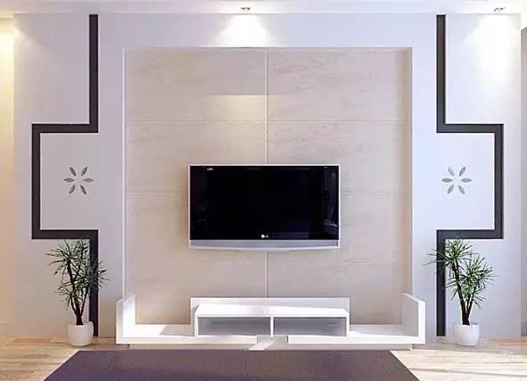 电视背景墙怎样设计?你想知道的都在这里! 大量有创意图片