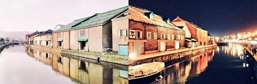心急玩不了北海道  浪漫的小樽,夜晚的函馆