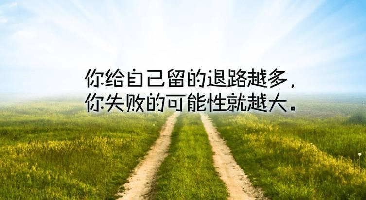 最励志的文章_成功的 成功的名言