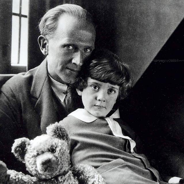 有个会写童话故事的老爸是不是超幸福?但现实