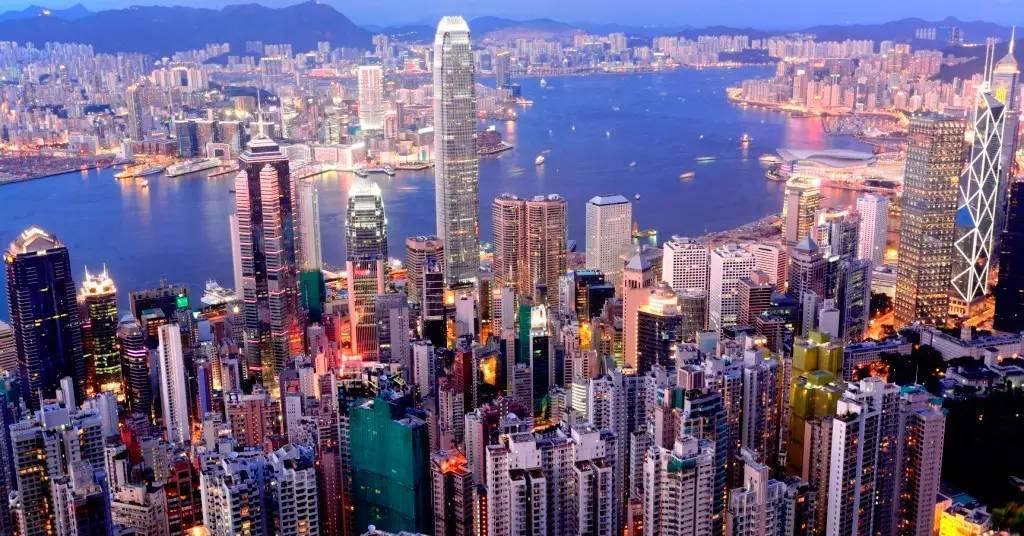 中国和香港的经济总量_中国香港