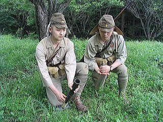 二战美军单兵弹药_二战时日本士兵的单兵武器装备,单兵作战日本很美国谁能赢呢?