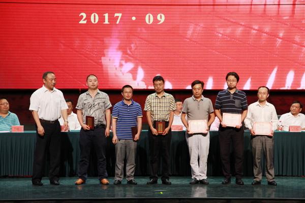 阿坝师范学院隆重举行教师节庆祝大会