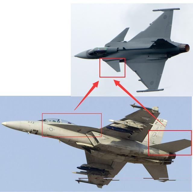 军事 正文  图:鸭式布局的涡流增升 鸭式布局的一个重要性能优势来源图片