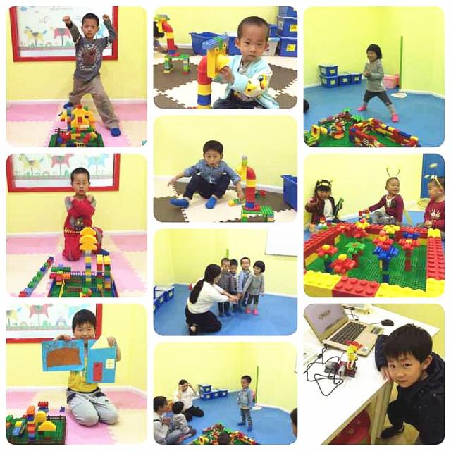 教育 正文  达尔星球不仅仅是教孩子画画的地方 它还教给孩子创造力图片