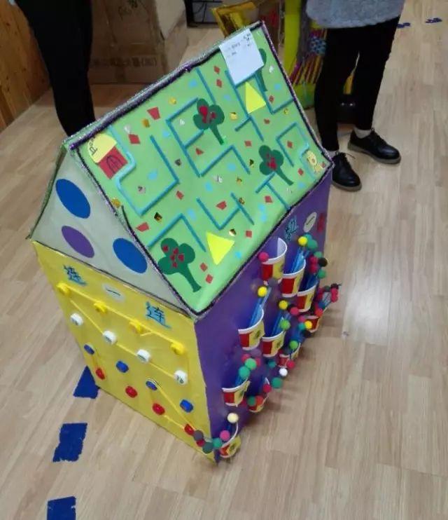 变废为宝,25种幼儿园自制教玩具