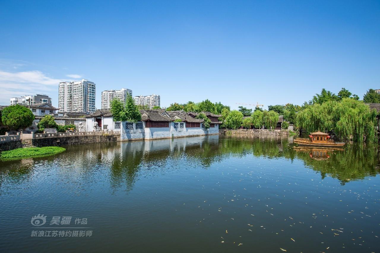 水绘园位于如皋古城东北隅,始建于明朝万历年间,迄今已有400多年历史!