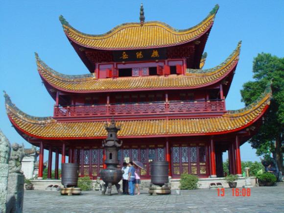 中国古代七大建筑_中国十大最著名古建筑