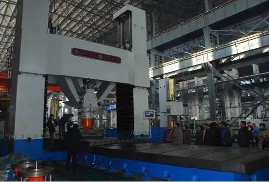 科工力量:打破西方封锁,中国造出多个世界最大数控机床