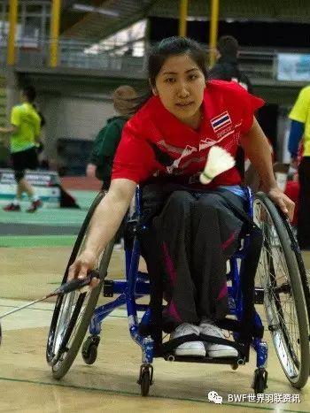 Cheah在日本残疾人国际赛中斩获两冠