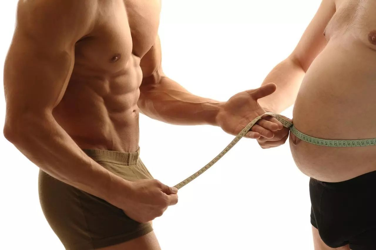 减十斤脂肪效果图