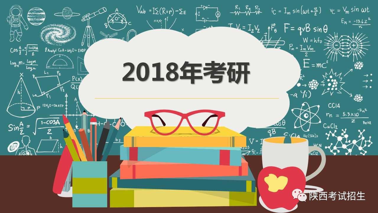 陕西考生:2018年考研报名须知!图片