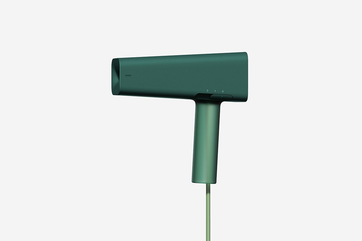 工业设计作品——吹风机