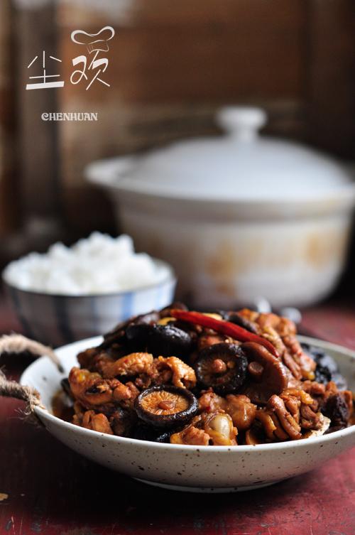 香菇烧鸡块这样做更美味
