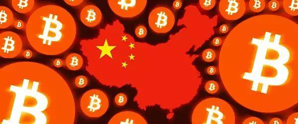 中国比特币交易市场日交易量激增至45,000枚