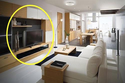 小户型都喜欢装这6种柜子,节省空间又实用,我家就装了图片