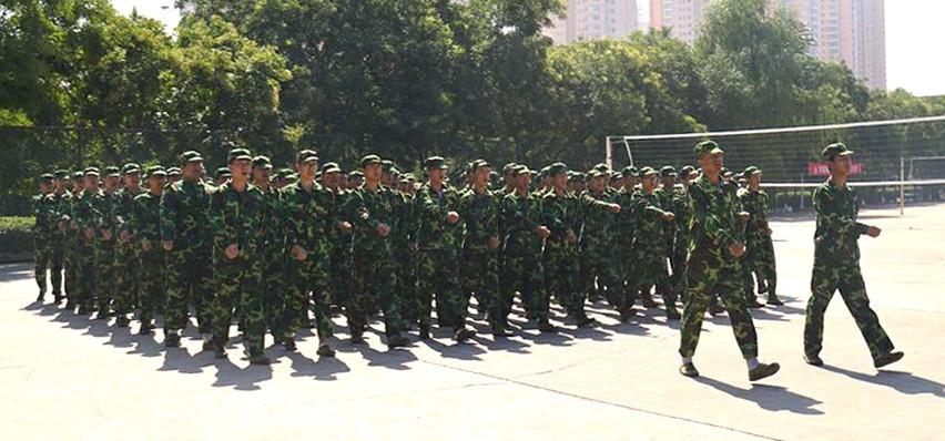十四集团军军歌_军训太累了,来首军歌可好?