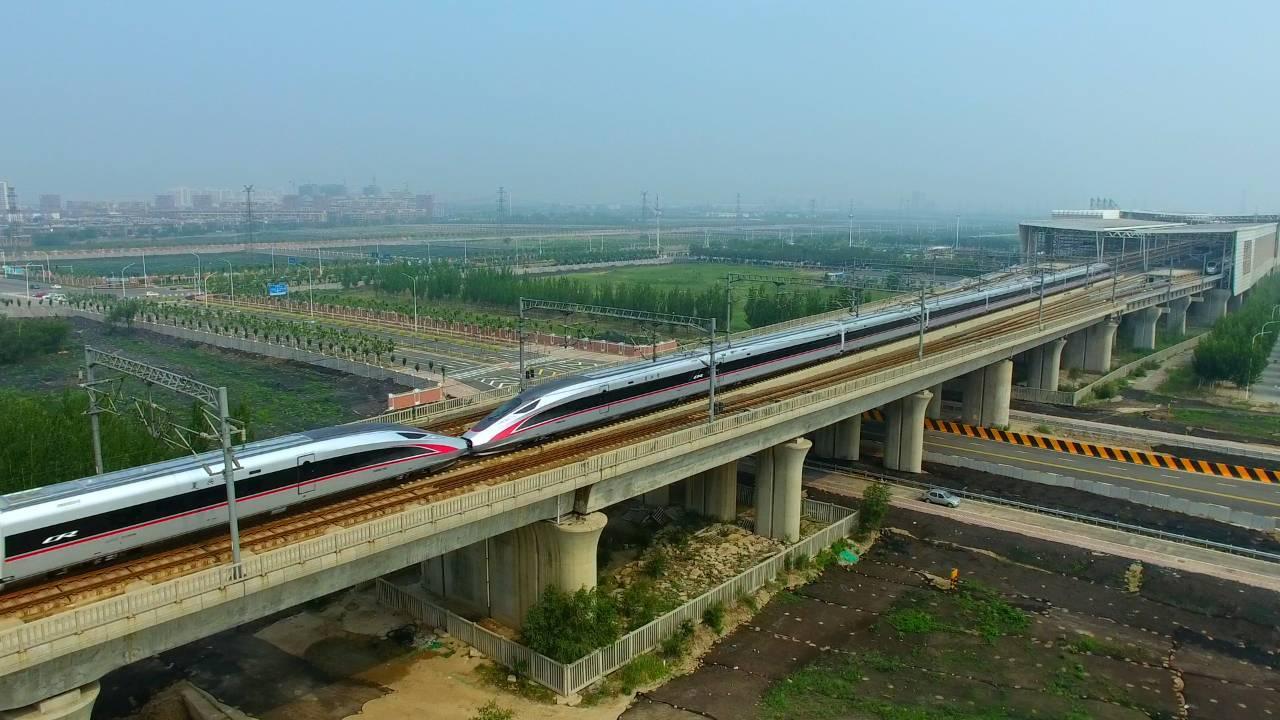 鲁南高铁计划2019年底建成通车 设计时速350公里