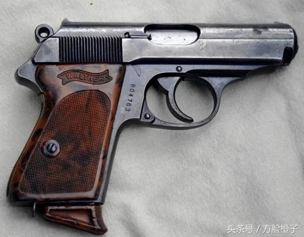 www510ppcom_瓦尔特ppk手枪被认为是二战前最好的手枪,希特勒用它