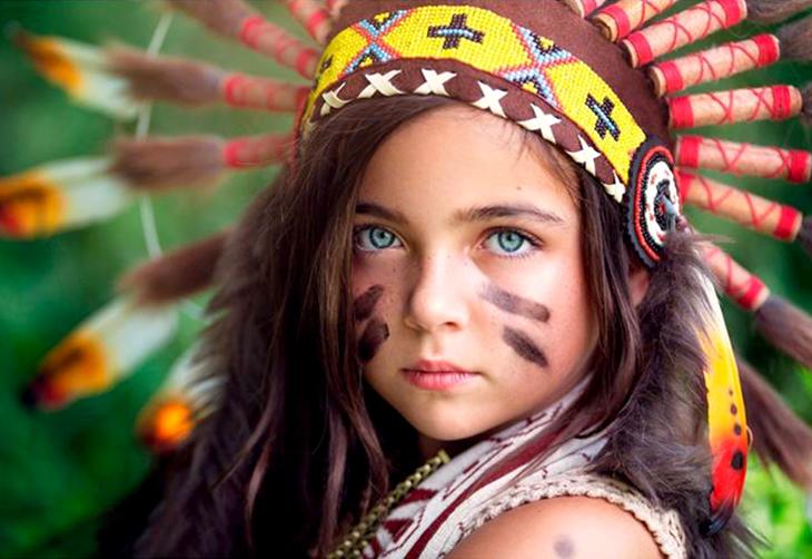 欧美�9��y�.�_北美的印第安人真的被一边倒的屠杀