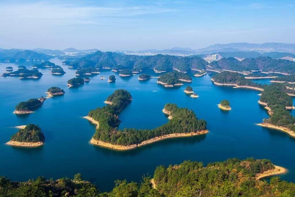 千岛湖桂花岛,灵栖洞,新安江大坝二日游
