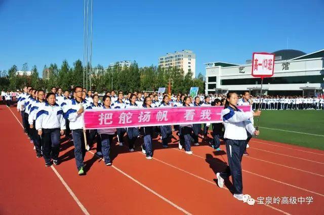 这下高中生开心坏松江河松林高中图片