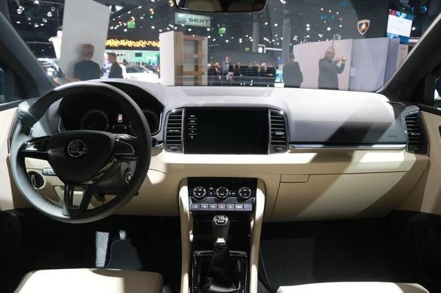 斯柯达KAROQ明年国内上市 售价13万起