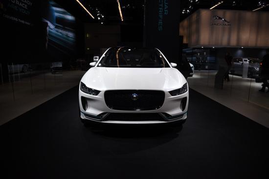 法兰克福车展:捷豹纯电动SUVI-Pace亮相