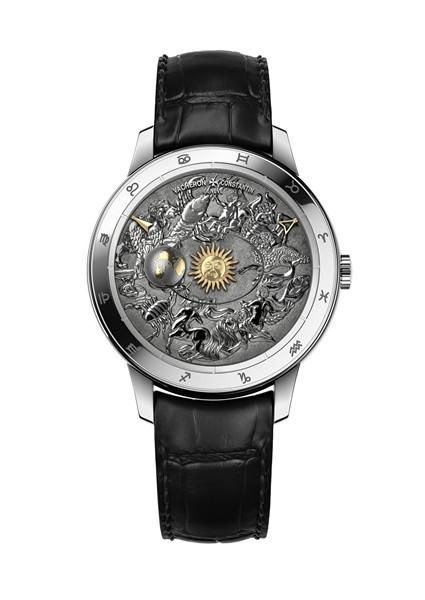 宇宙是一个时间概念,江诗丹顿发布全新天文时计