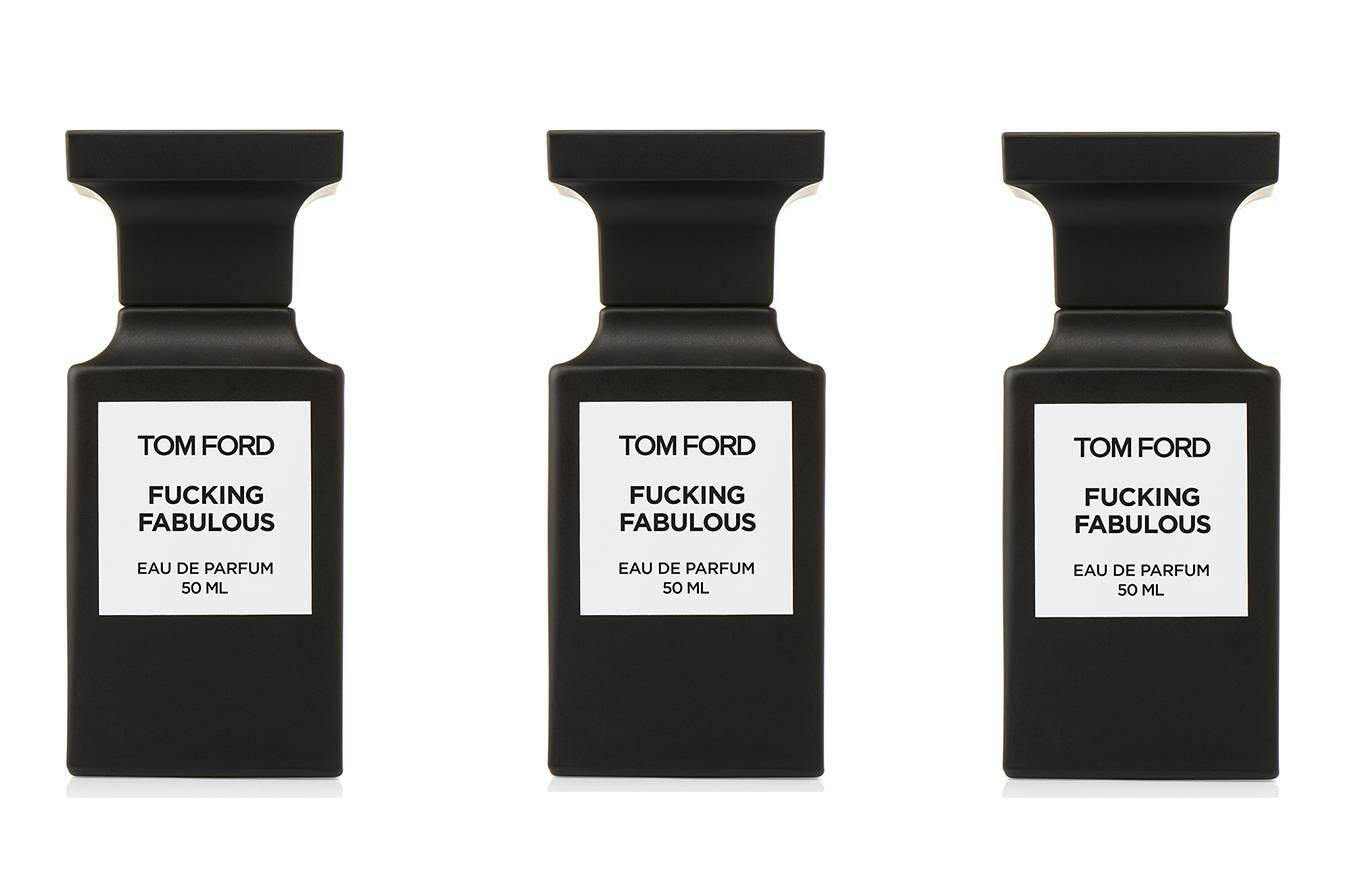 "TOM FORD 的这款香水,叫做""真他妈香""……"