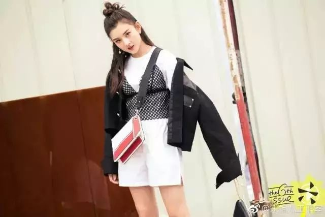 Fashion少女感,跟着宋祖儿穿成小仙女!