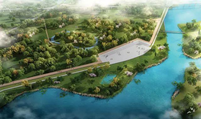 长春空港经济开发区:饮马河流域 一桥绘一景
