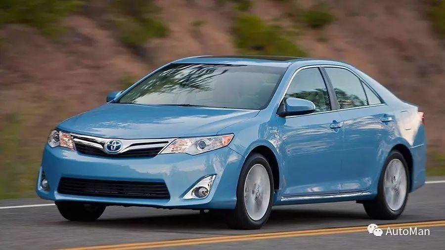 车开三年满意度最高的9款轿车中型