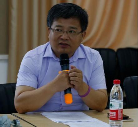 潘作刚――一个用行动为创业者指路的企业经理人