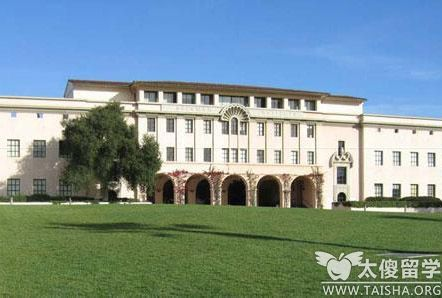 2018Times名校排行榜美国名校之加州理工大学