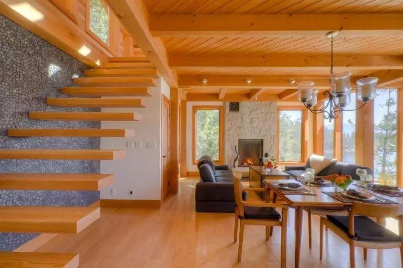 来自木材的灵感:室内装修篇