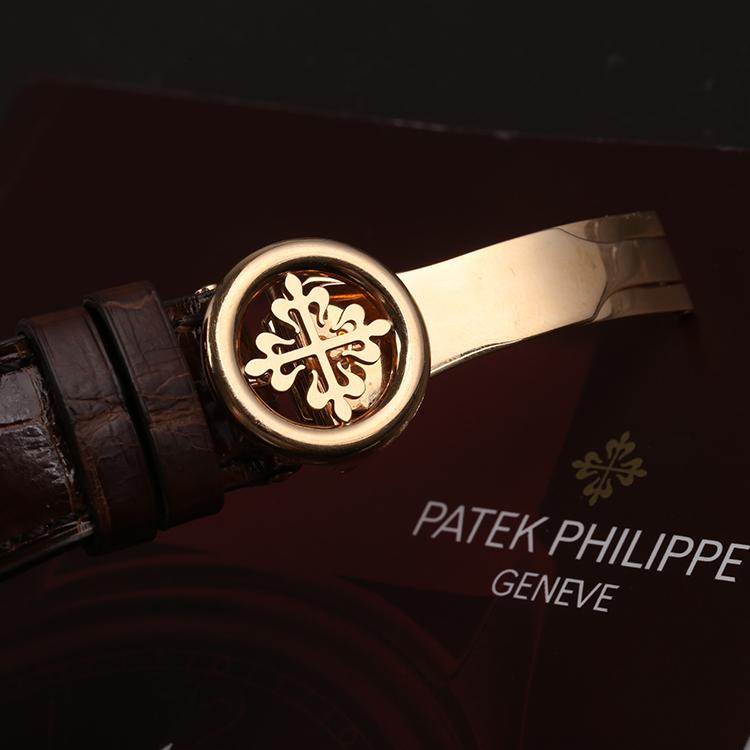 百达翡丽PATEK PHILIPPE 超级复杂功能计时系列5216R