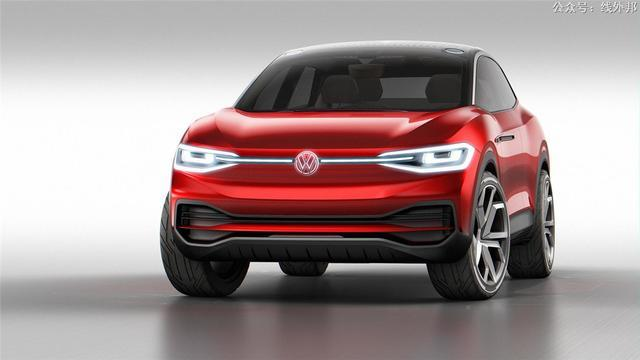 德国法兰克福车展粹集代表未来的新能源纯电动车型