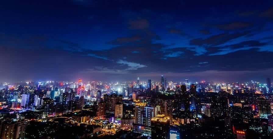 现在武汉经济总量排名_武汉经济开发区发改局