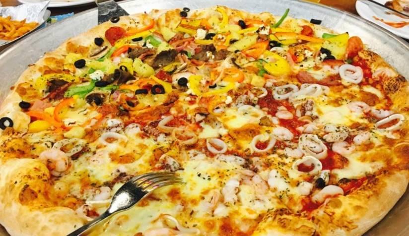 2017披萨节空降望京!一次刷遍帝都网红披萨,吃货们放肆躁起来!图片