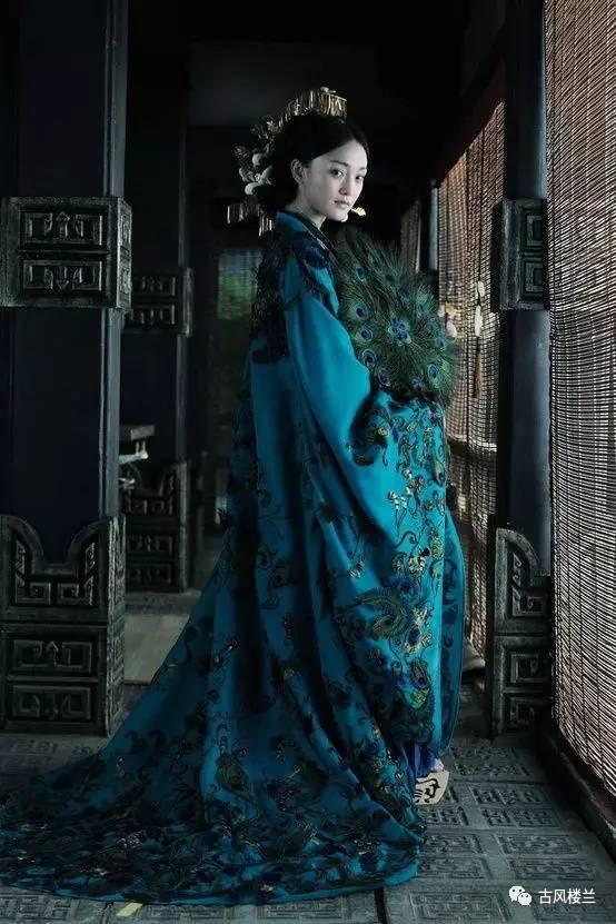 影视剧告诉你,中国女子服饰变迁史!太绝美了!