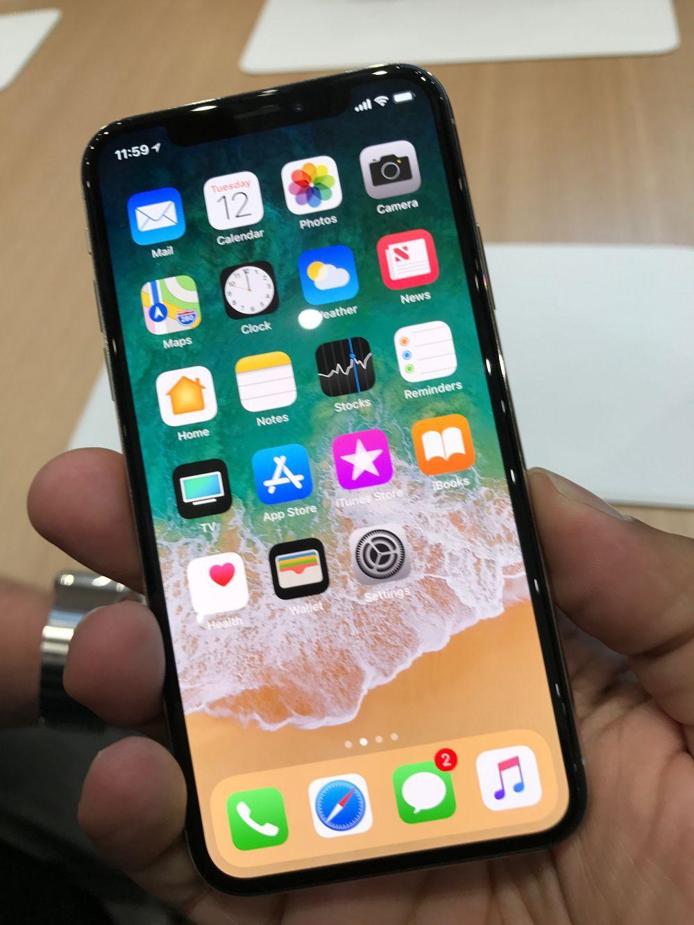 智能手机再进化 苹果iPhone X官方宣传视频