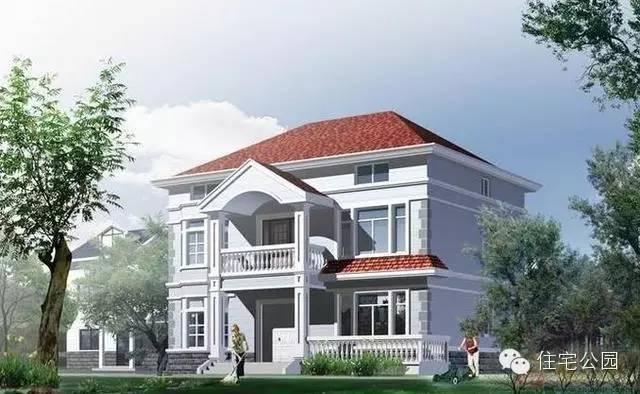 最新农村自建房设计图效果图