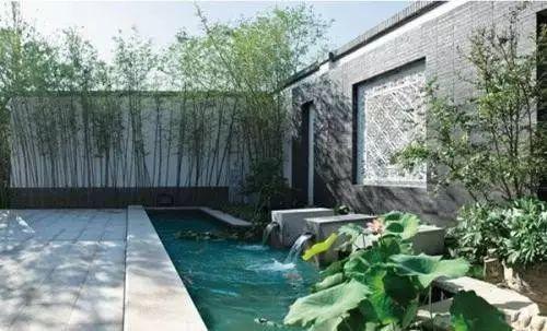 庭院——岁月沉淀的中式美学图片